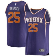 Phoenix Suns Jersey Mikal Bridges #25 NBA Jersey