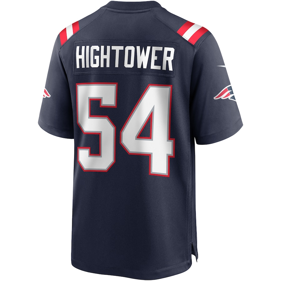 Dont a Hightower New England Patriots Nike Game Jersey - Navy