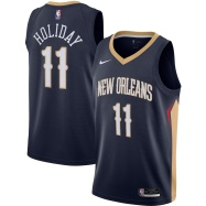 New Orleans Pelicans Jersey Jrue Holiday #11 NBA Jersey 2020/21