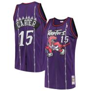 Toronto Raptors Jersey Vince Carter #15 NBA Jersey