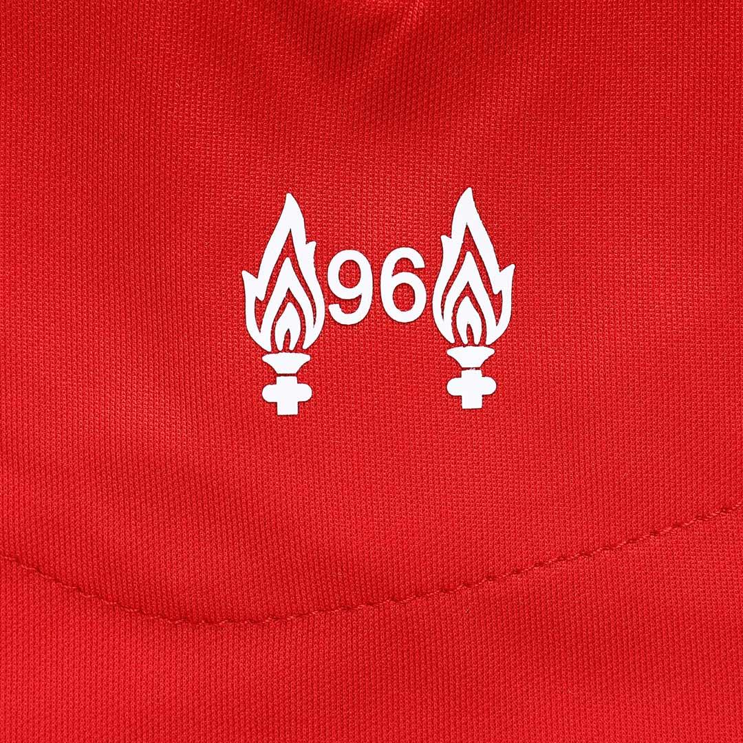 20/21 Liverpool Home Red Soccer Jerseys Shirt