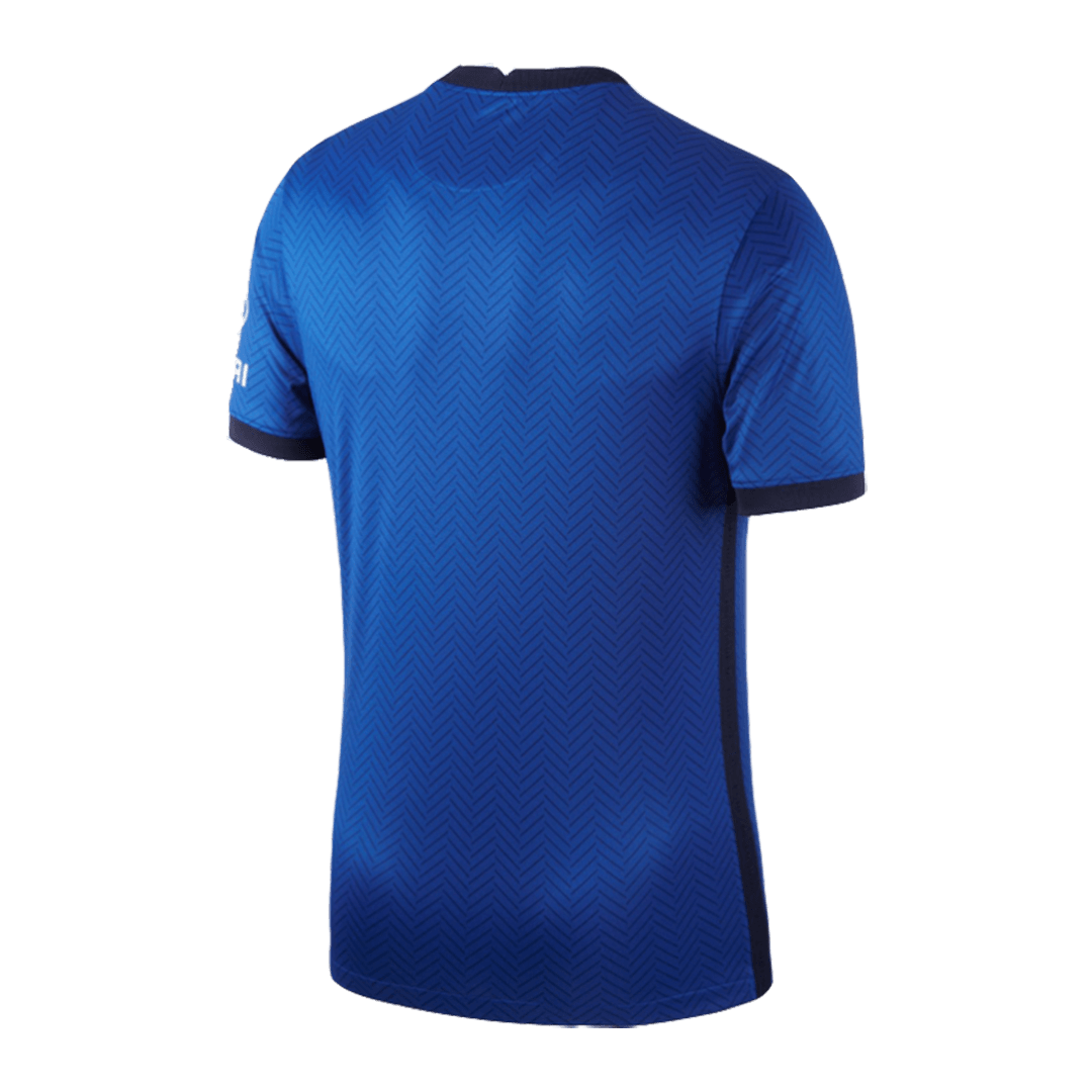 20/21 Chelsea Home Blue Soccer Jerseys Shirt