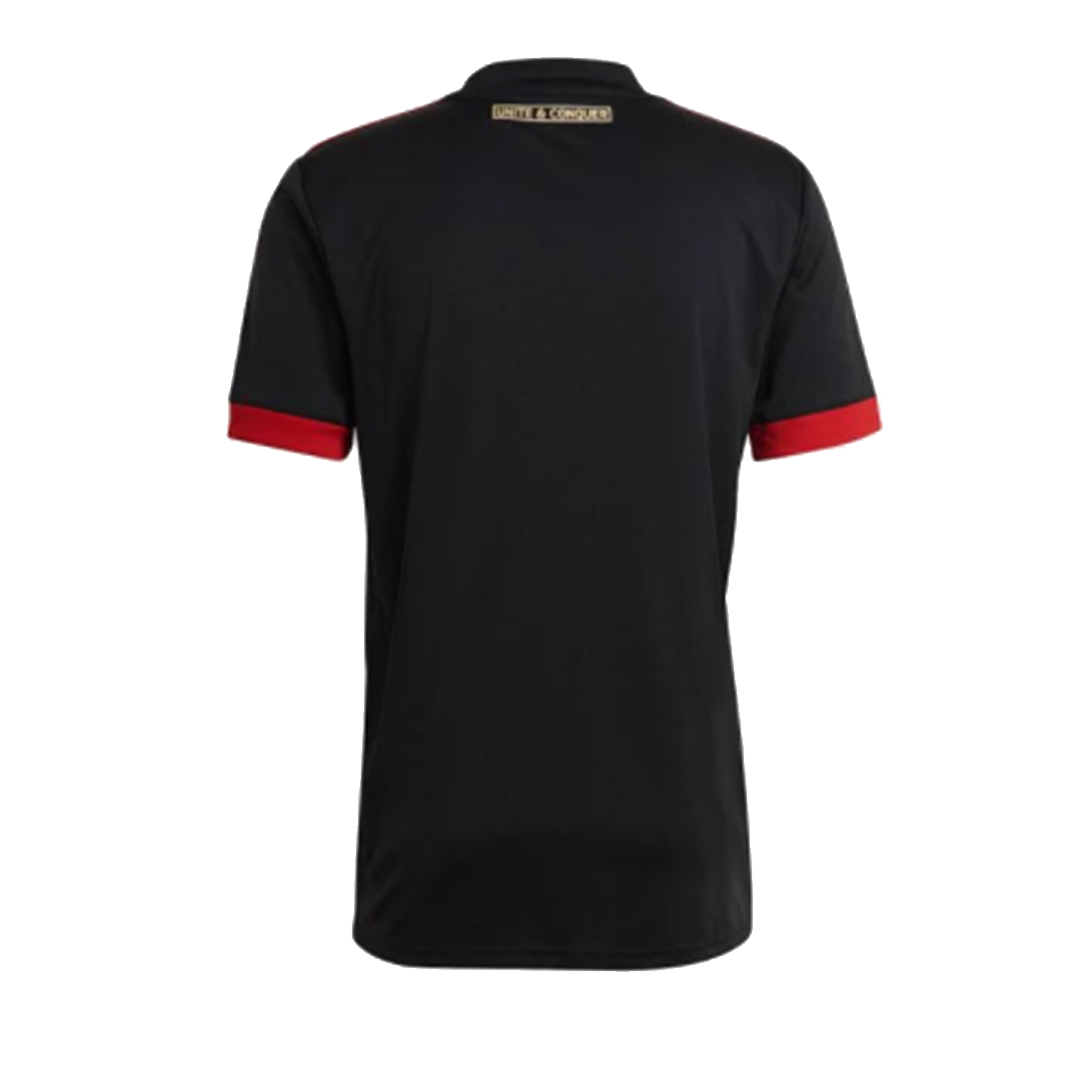 2021 Atlanta United Home Red&Black Soccer Jerseys Shirt (Player Version)