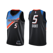 New Orleans Pelicans Jersey DORT #5 NBA Jersey