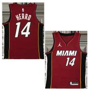 Miami Heat Jersey Herro #14 NBA Jersey