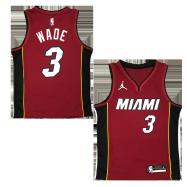 Miami Heat Jersey WADE #3 NBA Jersey