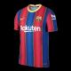 Barcelona Jersey Custom Home MESSI #10 Soccer Jersey 2020/21