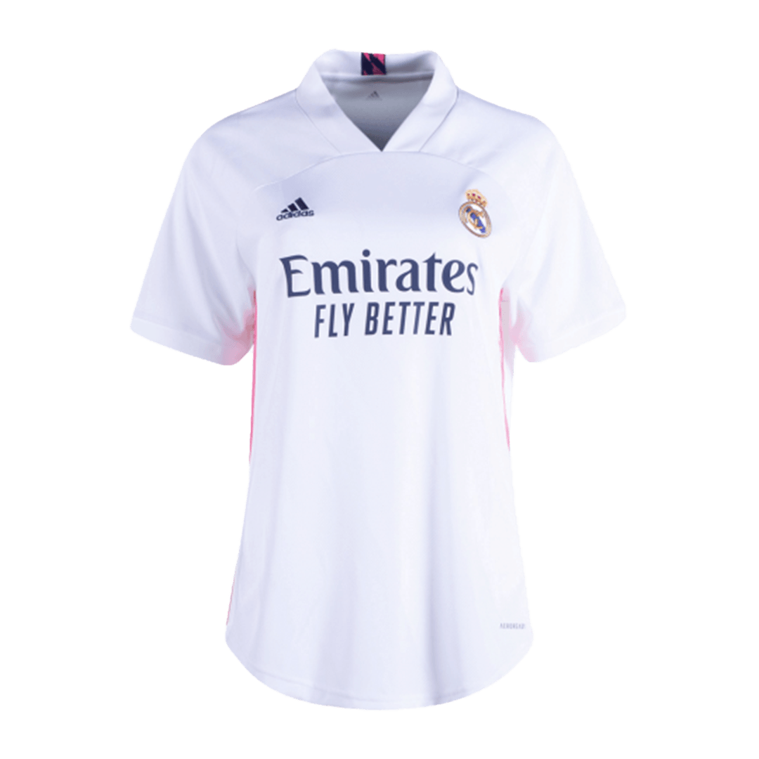 Real Madrid Jersey Asensio #11 Home Soccer Jersey 2020/21
