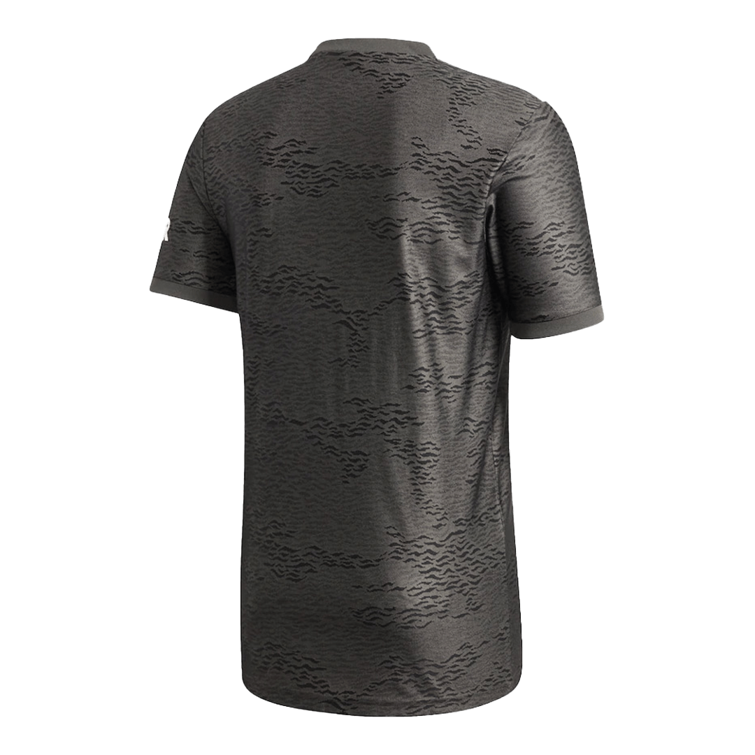 Manchester United Jersey Away Soccer Jersey 2020/21