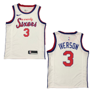 Philadelphia 76ers Jersey Iverson #3 NBA Jersey 2019/20