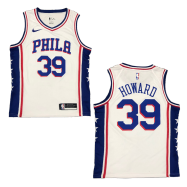 Philadelphia 76ers Jersey Howard #39 NBA Jersey