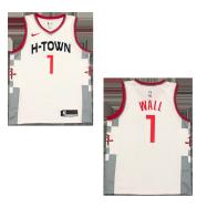 Houston Rockets Jersey Wall #1 NBA Jersey 2021
