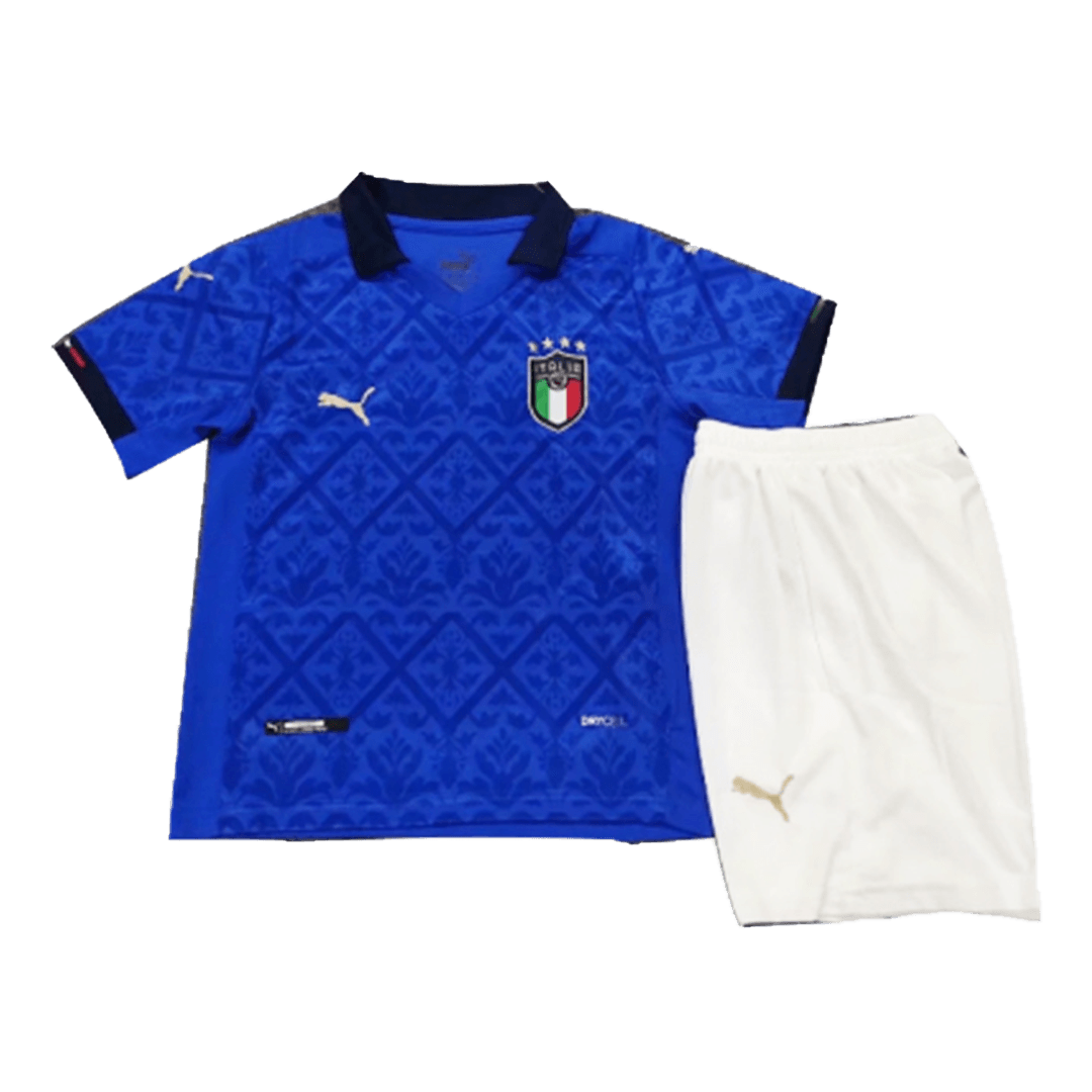 Italy Jersey Home Soccer Jersey 2020