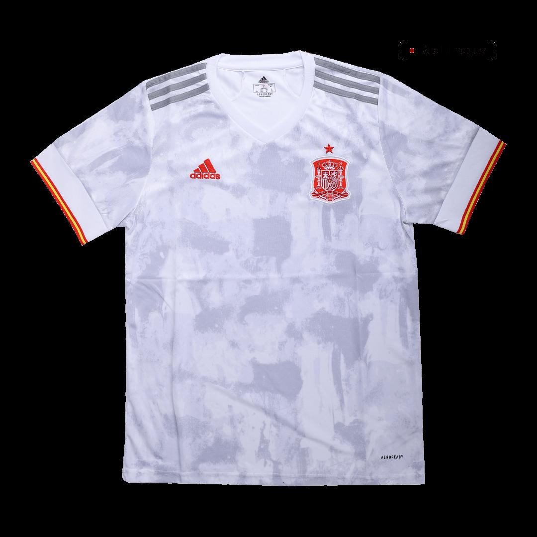 Spain Jersey Custom Away Soccer Jersey 2020