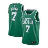 Boston Celtics Jersey Jaylen Brown #7 NBA Jersey 2020/21