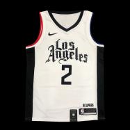 Los Angeles Clippers Jersey Kawhi Leonard #2 NBA Jersey 2020/21