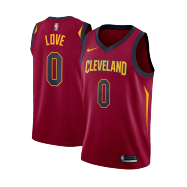 Cleveland Cavaliers Jersey Kevin Love #0 NBA Jersey