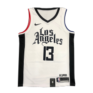 Los Angeles Clippers Jersey Paul George #13 NBA Jersey 2020/21