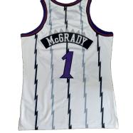 Toronto Raptors Jersey McGrady #1 NBA Jersey 1998-99