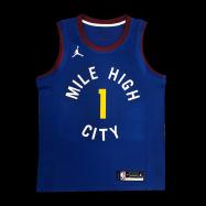 Denver Nuggets Jersey Michael Porter Jr. #1 NBA Jersey 2020/21