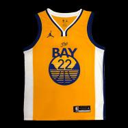 Golden State Warriors Jersey Wiggins #22 NBA Jersey 2020/21