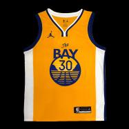 Golden State Warriors Jersey Stephen Curry #30 NBA Jersey 2020/21