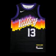 Phoenix Suns Jersey Nash #13 NBA Jersey 2021