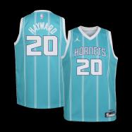 Charlotte Hornets Jersey Hayward #20 NBA Jersey 2020/21