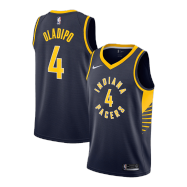 Indiana Pacers Jersey Victor Oladipo #4 NBA Jersey
