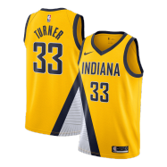 Indiana Pacers Jersey Myles Turner #33 NBA Jersey