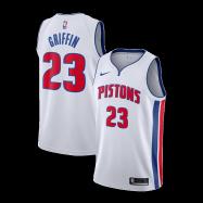 Detroit Pistons Jersey Blake Griffin #23 NBA Jersey