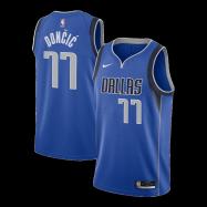 Dallas Mavericks Jersey Luka Doncic #77 NBA Jersey 2020/21