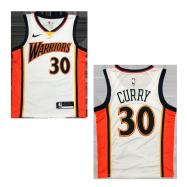 Golden State Warriors Jersey Stephen Curry #30 NBA Jersey 2009-10