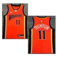Golden State Warriors Jersey Thompson #11 NBA Jersey 2009-10