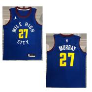 Denver Nuggets Jersey Jamal Murray #27 NBA Jersey 2020/21