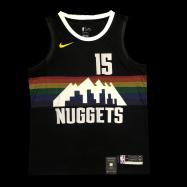 Denver Nuggets Jersey Nikola Jokic #15 NBA Jersey