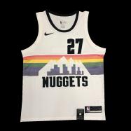 Denver Nuggets Jersey Jamal Murray #27 NBA Jersey