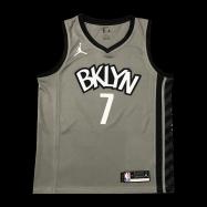 Brooklyn Nets Jersey Durant #7 NBA Jersey 2020/21
