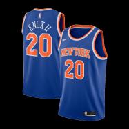 New York Knicks Jersey Kevin Knox II #20 NBA Jersey 2020/21