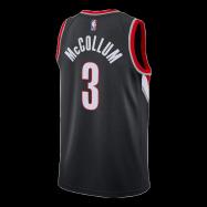 Portland Trail Blazers Jersey C.J. McCollum #3 NBA Jersey 2020/21