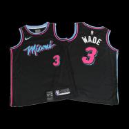 Miami Heat Jersey Dwyane Wade #3 NBA Jersey