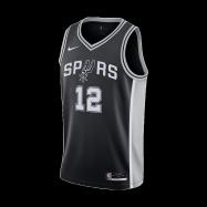 San Antonio Spurs Jersey LaMarcus Aldridge #12 NBA Jersey 2020/21