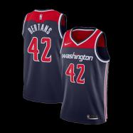 Washington Wizards Jersey Davis Bertans #42 NBA Jersey