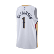 New Orleans Pelicans Jersey Zion Williamson #1 NBA Jersey 2019/20