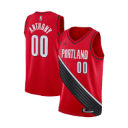 Portland Trail Blazers Jersey Carmelo Anthony #00 NBA Jersey 2020/21