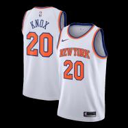 New York Knicks Jersey Knox #20 NBA Jersey 2019/20