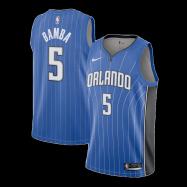 Orlando Magic Jersey Mohamed Bamba #5 NBA Jersey