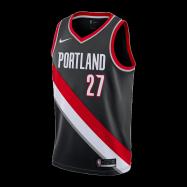 Portland Trail Blazers Jersey Jusuf Nurkic #27 NBA Jersey