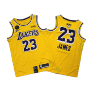 Los Angeles Lakers Jersey LeBron James #23 NBA Jersey 2020