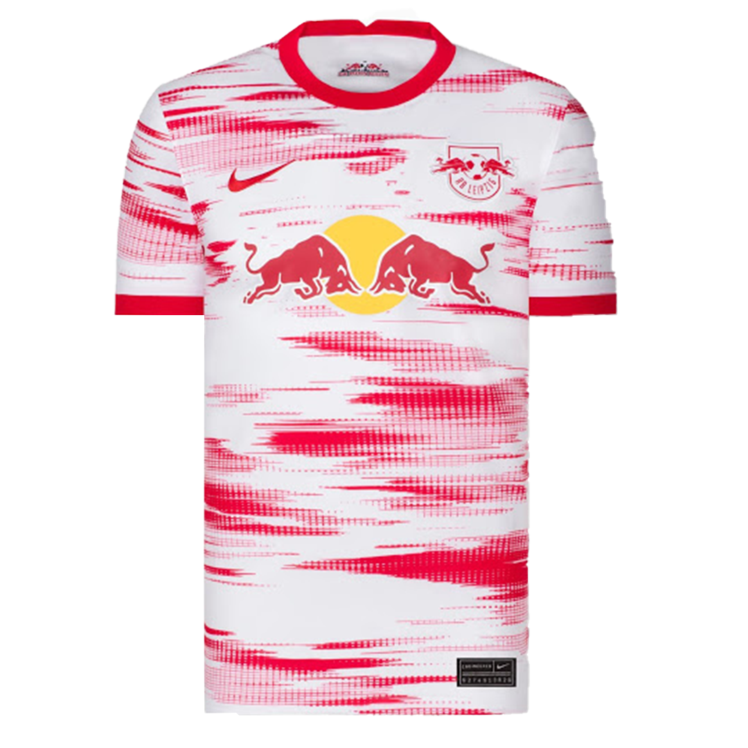 RB Leipzig Jersey Home Soccer Jersey 2021/22